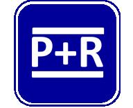 Park + Ride Möglichkeiten